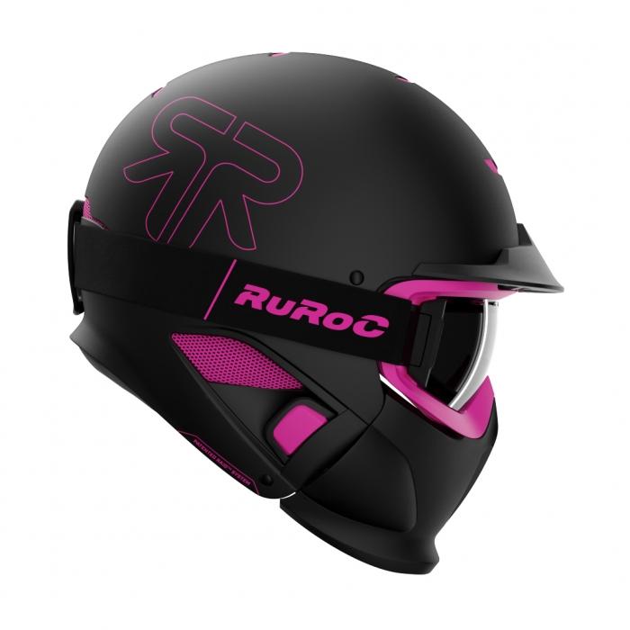 Casca Ruroc RG1-DX Panther 0