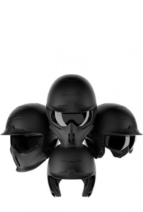 Casca Ruroc RG1-DX Panther 5