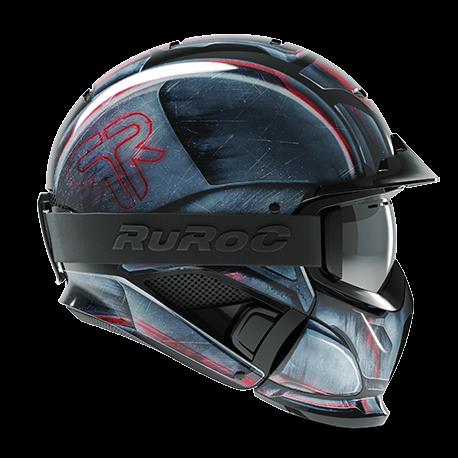 Casca Ruroc RG1-DX Machine