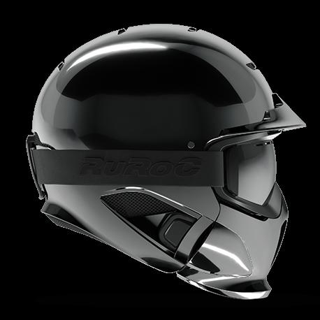Casca Ruroc RG1-DX Shadow Chrome